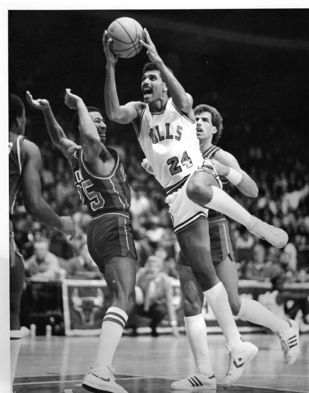 History 1981-82 – Bulls Chicago