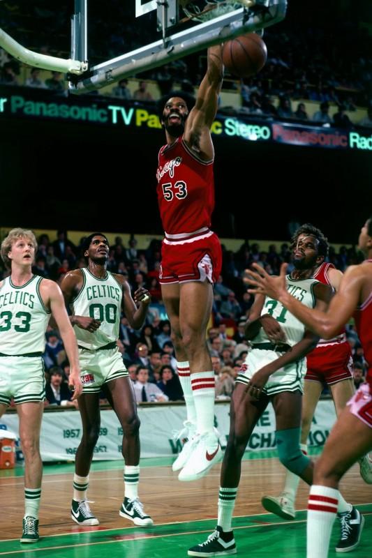 Cleveland Basketball Team >> 1981-82 – Chicago Bulls History