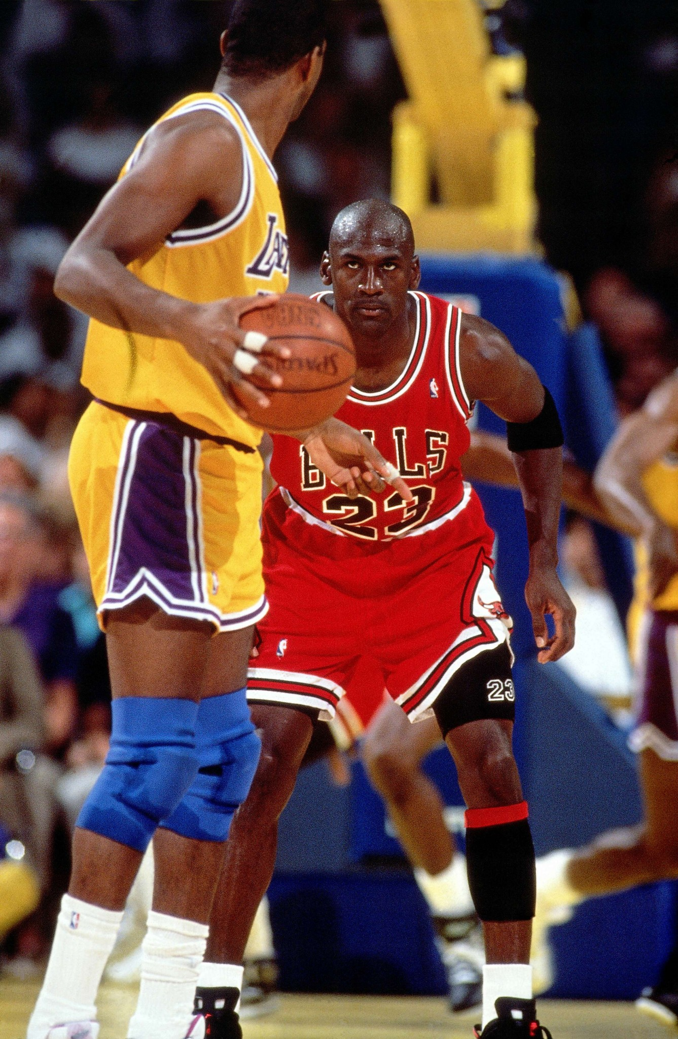 1991 NBA Finals - Michael Jordan v Magic Johnson