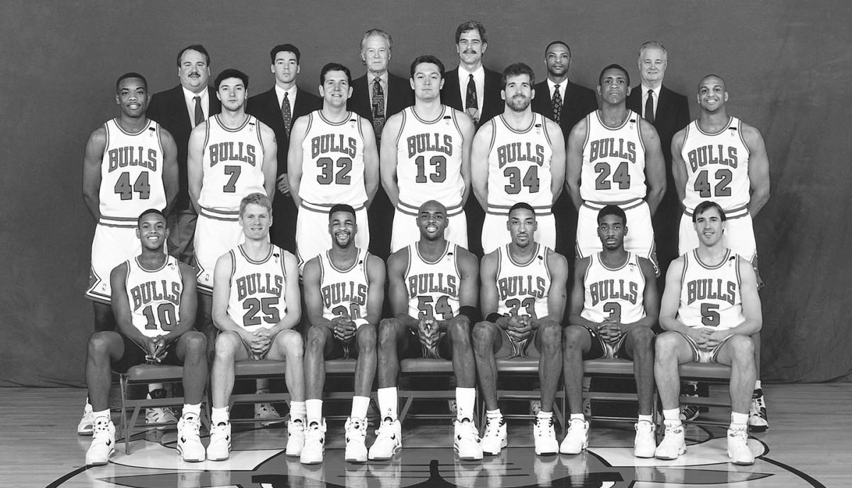 1993-94 – Chicago Bulls History