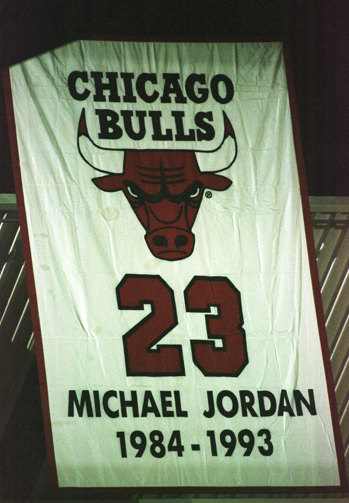 Exterior: Chicago Bulls History