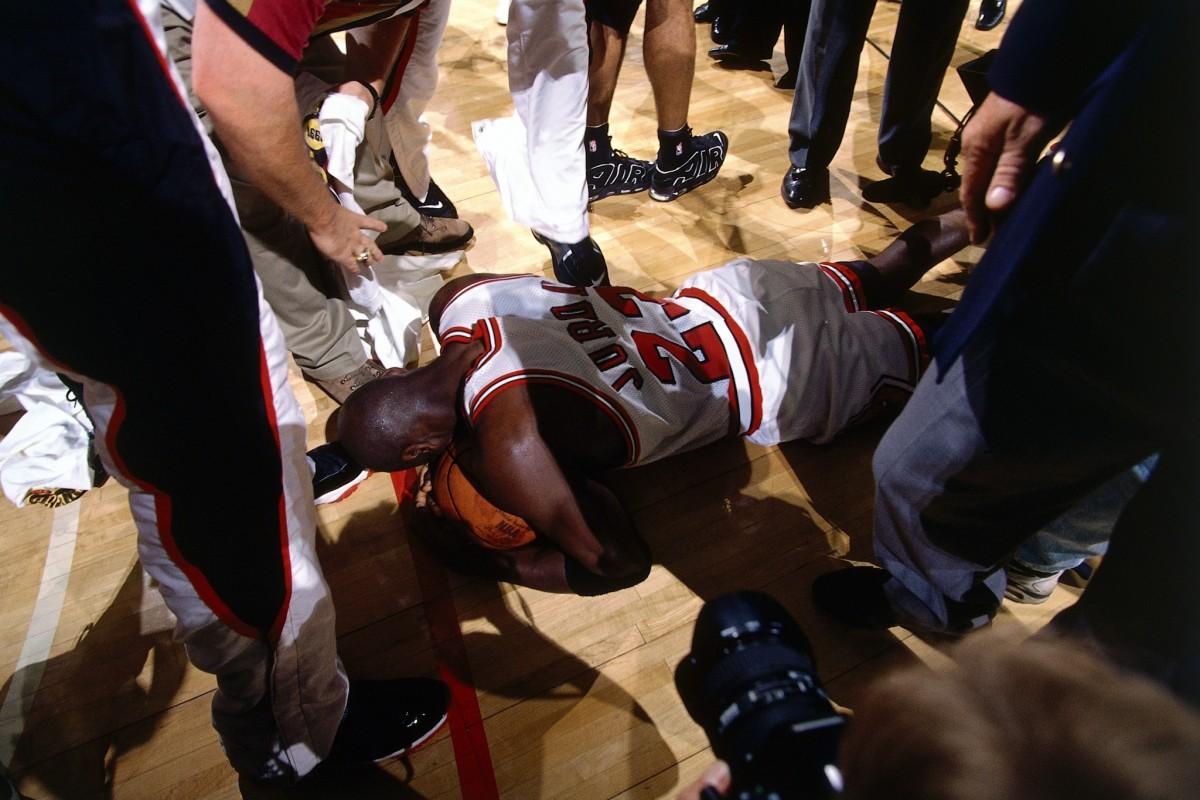 1995-96 – Chicago Bulls History