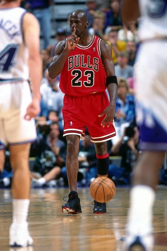 1997-98 – Chicago Bulls History