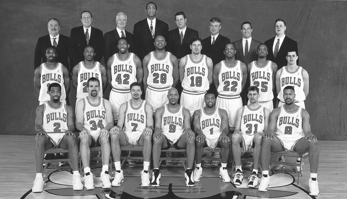 1998-99 – Chicago Bulls History