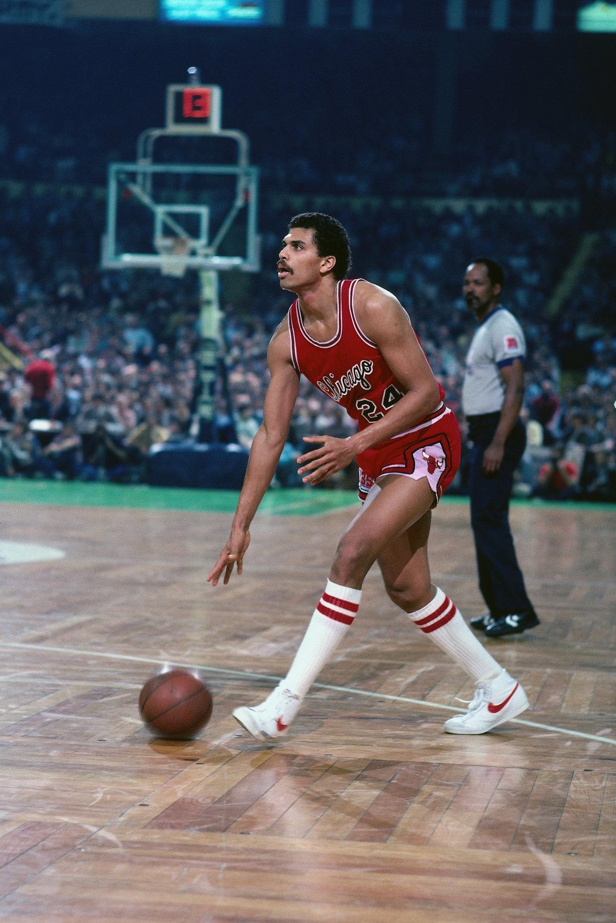My Most Memorabull Game Reggie Theus – Chicago Bulls History