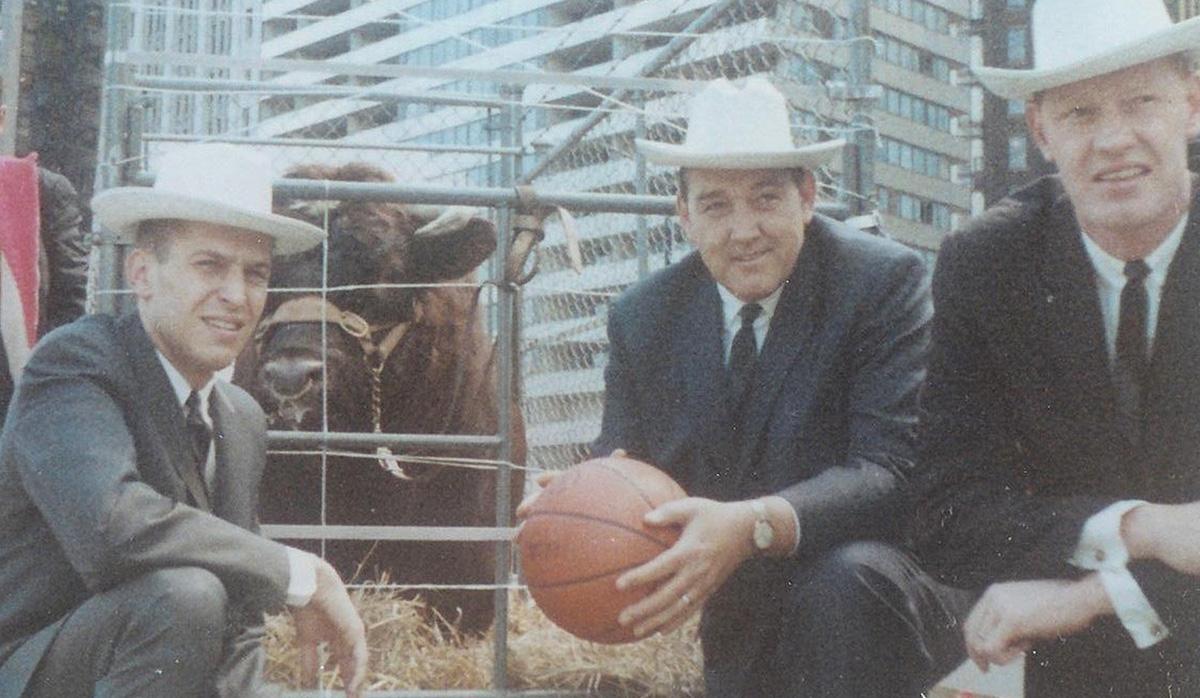 Первый парад Chicago Bulls