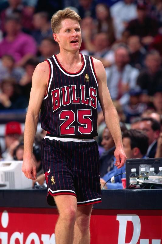 Steve Kerr – Chicago Bulls History
