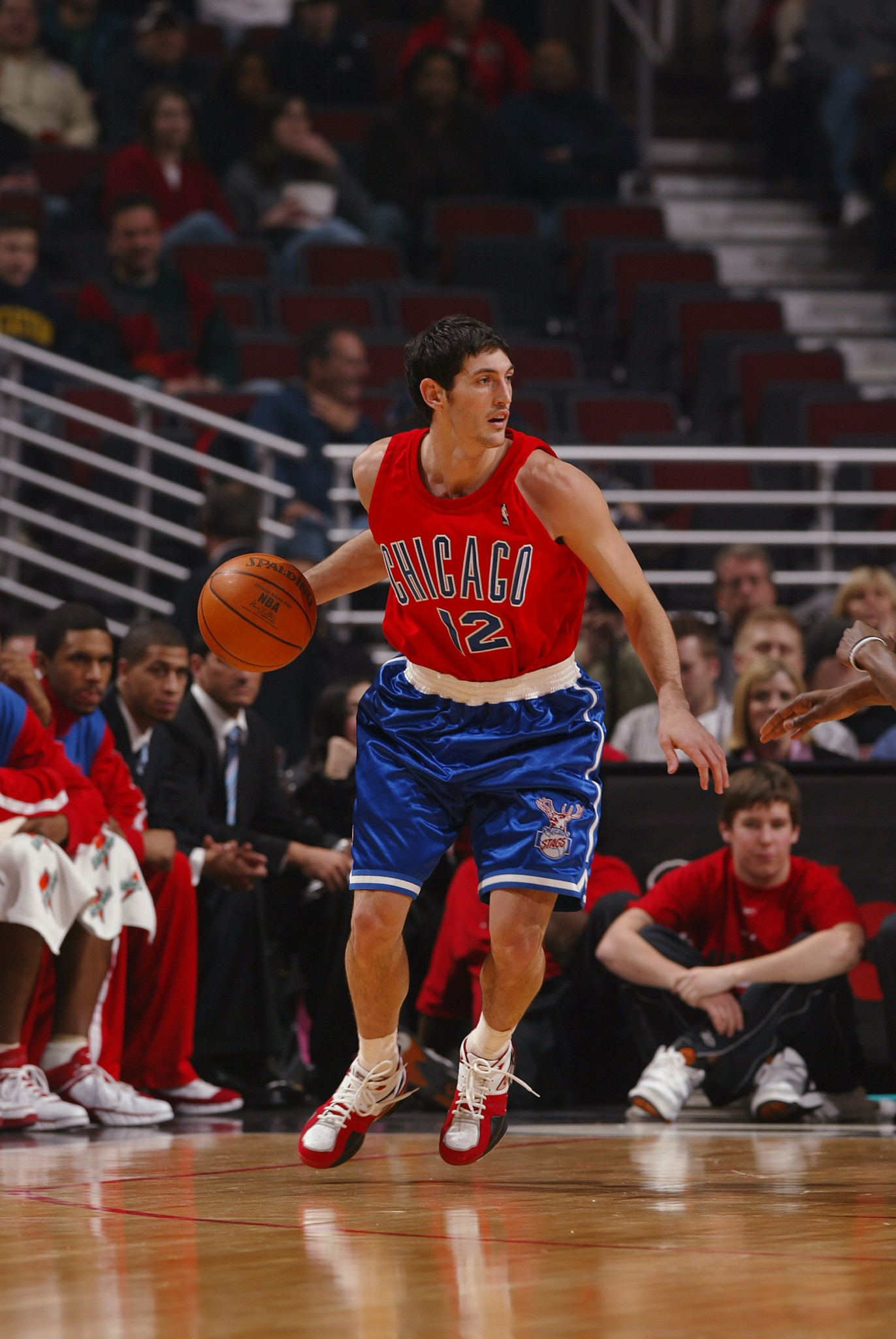 low priced 1ca1a 60a79 9 eye-catching Bulls jerseys over the years – Chicago Bulls ...