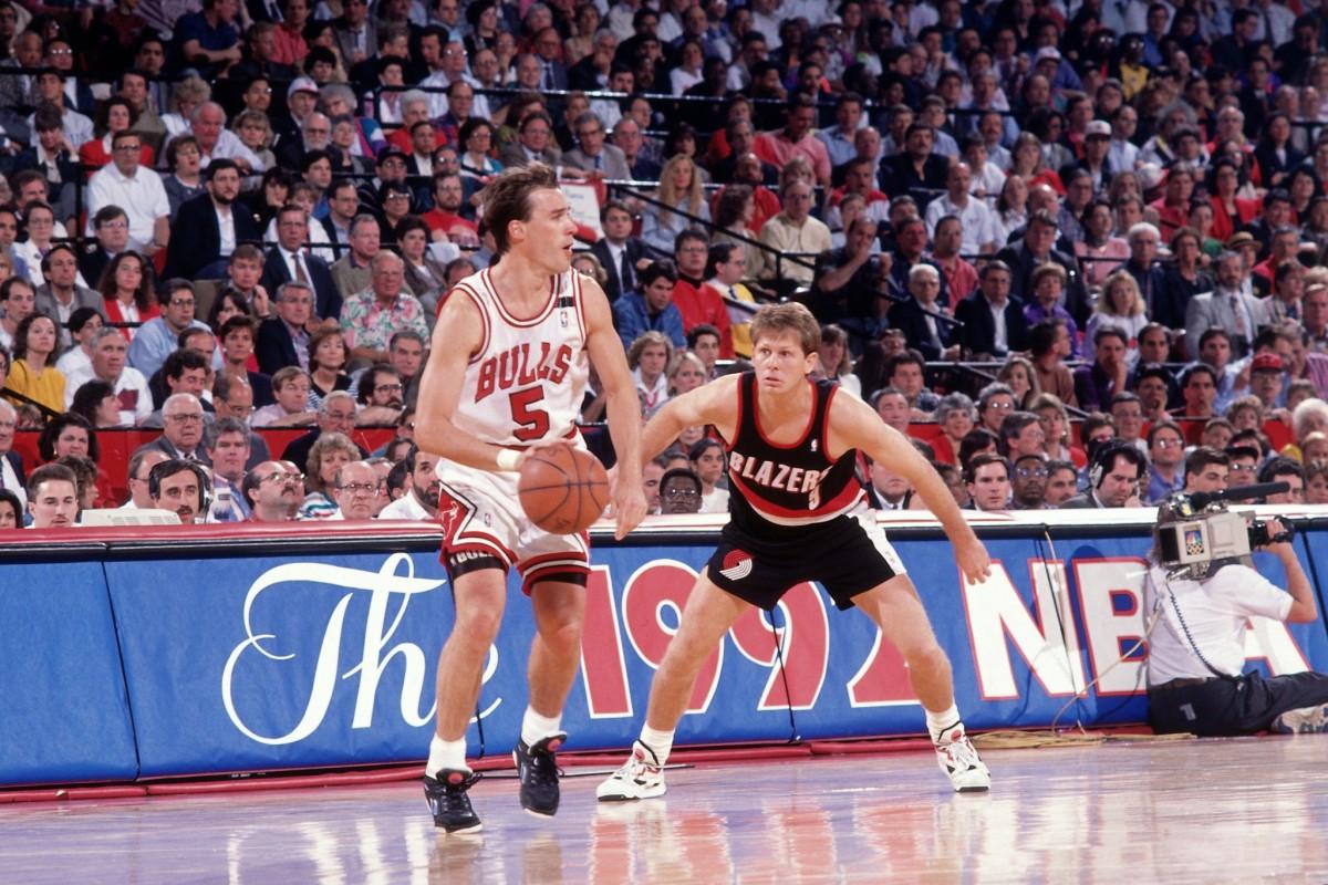 John Paxson – Chicago Bulls History