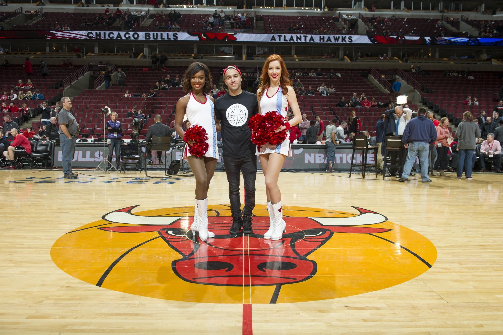 15 Celebrity Fans Seen At Bulls Games Chicago Bulls History