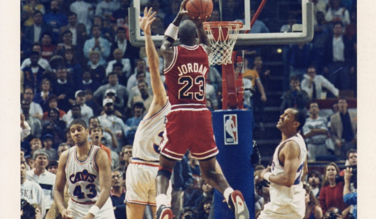 6B - 1989-05-07 - Michael Jordan - THE SHOT - 03 - Gm 5 ECQ v CLE - (BR-T)