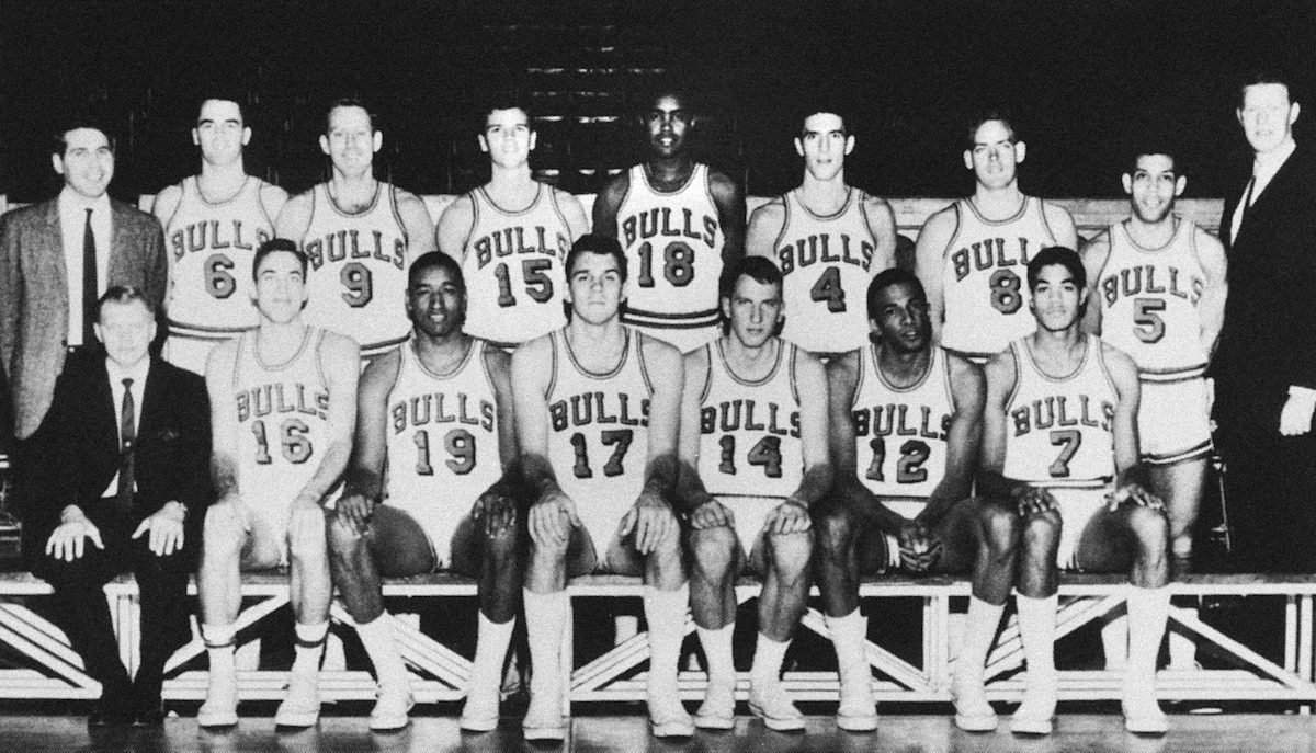 Guy Rodgers – Chicago Bulls History