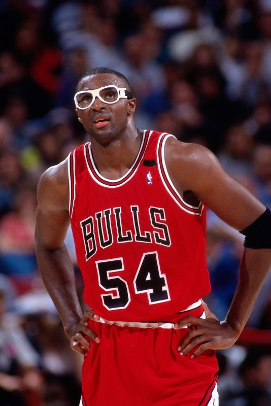 Horace Grant – Chicago Bulls History