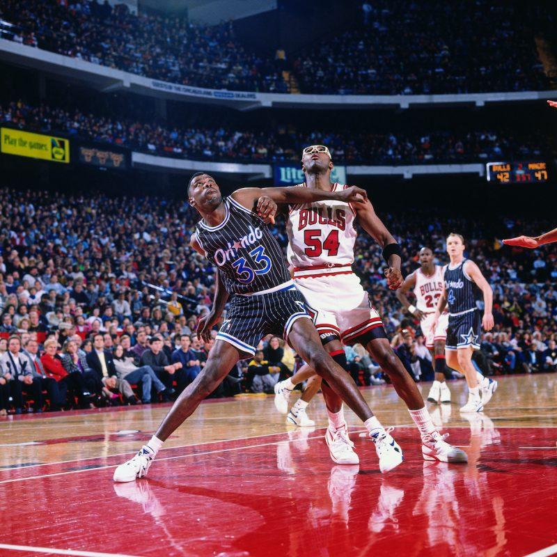 4cd80c00c72 Horace Grant – Chicago Bulls History