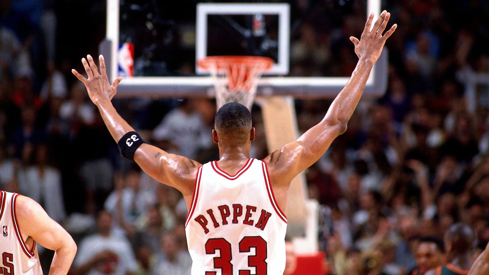 Scottie Pippen Vermögen